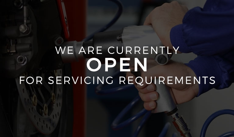 OPEN for Servicing Requirements